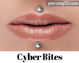 piercing cyber bites