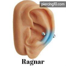 piercing ragnar