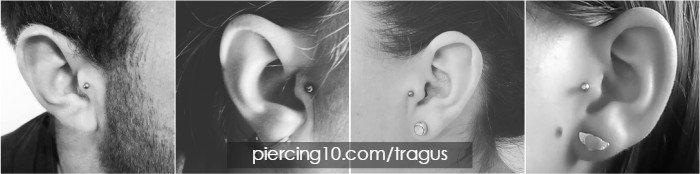 piercings tragus